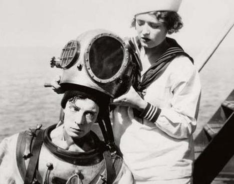 Ciné-concert à la Buster Keaton vendredi soir à Agapit | Réseau BDDS | Scoop.it
