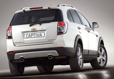 Fitur dan Teknologi Baru Chevrolet Captiva Facelift | Tips Info Otomotif | Technogrezz | Scoop.it