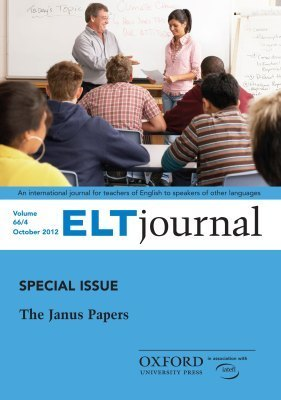 ELT Journal: Special Issue | Web 2.0 for English language teaching | Scoop.it