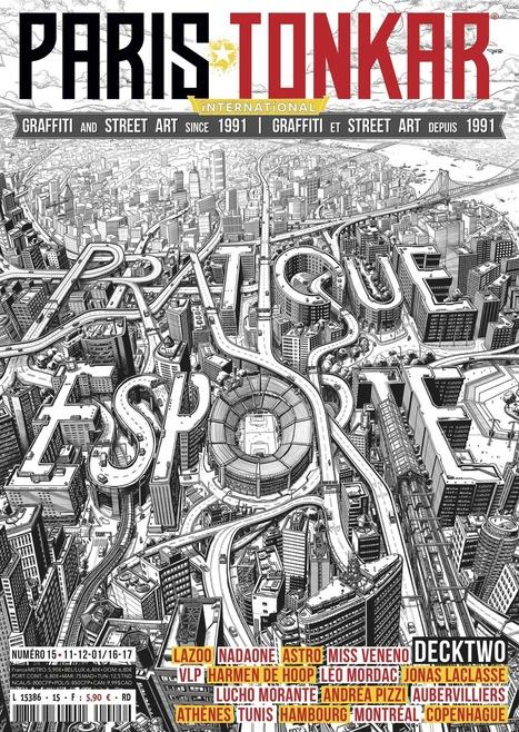 Paris Tonkar international #15 en vente !   Paris Tonkar magazine   Scoop.it