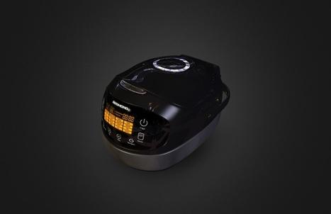 REDMOND M90 2 by ErgoDesign - 3D model | 3D Experiences | Scoop.it
