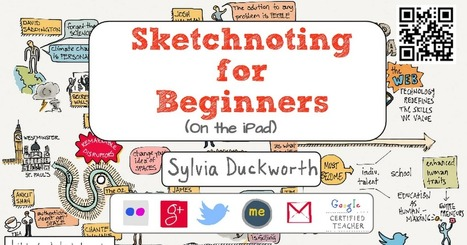 Sketchnoting for Beginners | Visual Thinking | Scoop.it