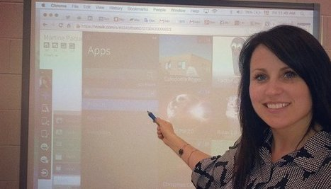 Cinq utilisations du tableau interactif en salle de classe | fle&didaktike | Scoop.it
