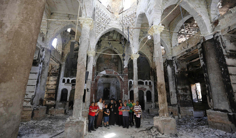 What the US Can Do to Help Christians in Egypt and Syria | Just a Plain Jane Catholic | Scoop.it