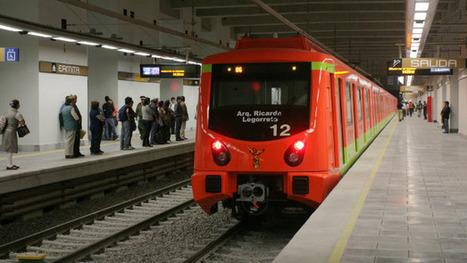 Promueven 'Escribir Bien' en el metro   Corrección y edición   Scoop.it