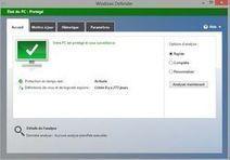 Windows 10: Windows Defender va supprimer des nettoyeurs | Sécurité Informatique | Scoop.it