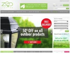 Codes promo Zedlighting valides et vérifiés à la main | codes promo | Scoop.it