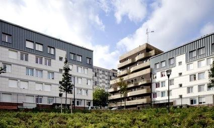 Le Candide, un HLM écologique en banlieue parisienne | BIM | Scoop.it
