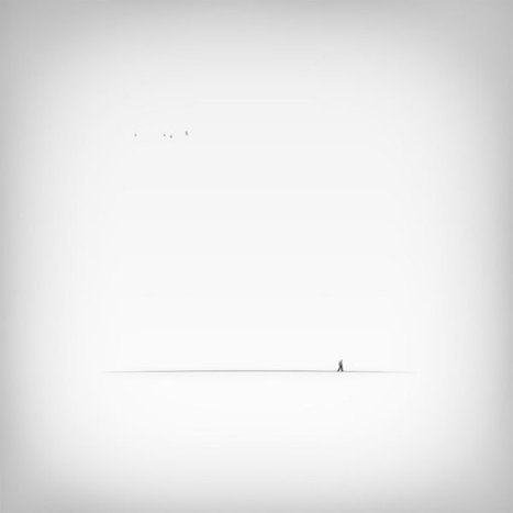 Iranian photographer's minimalist black-and-white images are starkly poetic - imaging resource | Inspiring Contemporary Artists | Scoop.it