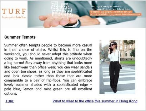 Summer Tempts | Office Design | Scoop.it