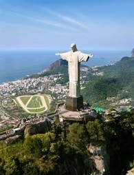 Christ the Redeemer Statue (Cristo Redentor), Brazil - Map, Facts, Video | Travel | Scoop.it