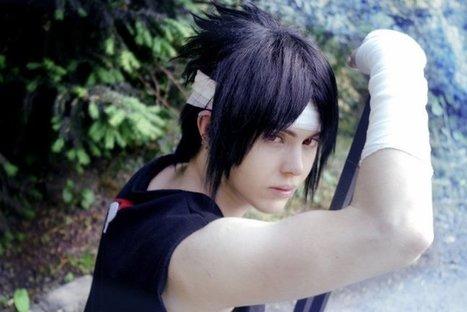 Sasuke - ... - Best-cosplay-of-Naruto - Skyrock.com | brunacolaris | Scoop.it