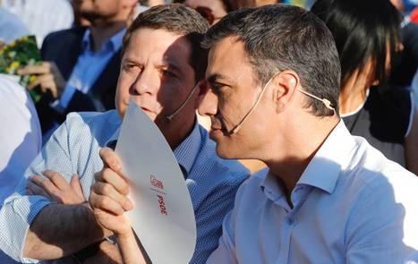 El agonismo de los barones del PSOE, Pau Luque Sánchez | Diari de Miquel Iceta | Scoop.it