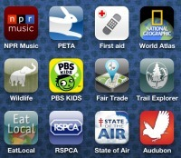 12 Useful, Well-Designed, Worth-Downloading iPhone Apps Created byNonprofits | Social Media for Non-Profits | Scoop.it