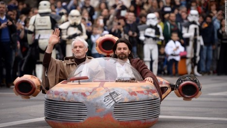 What is 'Star Wars Day' and why is it on May 4? | Vloasis humor | Scoop.it