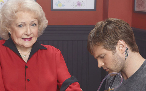 The Real Betty White Joins Twitter, Flirts With @RyanSeacrest | Life @ Work | Scoop.it