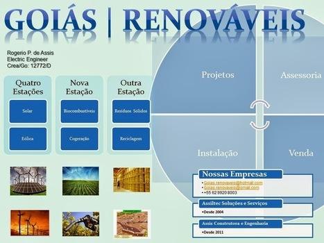 GOIÁS | RENOVÁVEIS & EFICIÊNCIA: SOLAR | Understanding the ... | DIRECCION Y LIDERAZGO | Scoop.it