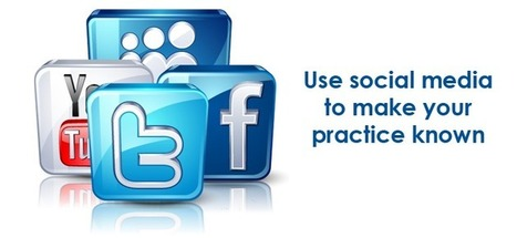 Use social media to make your presence known | EHR | Scoop.it