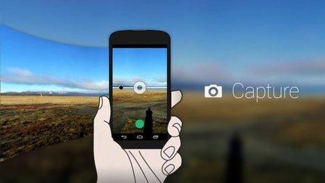 Las 5 mejores aplicaciones para tomar fotografías de 360 grados [iOS, Android y Windows Phone]   MLKtoSCL   Scoop.it