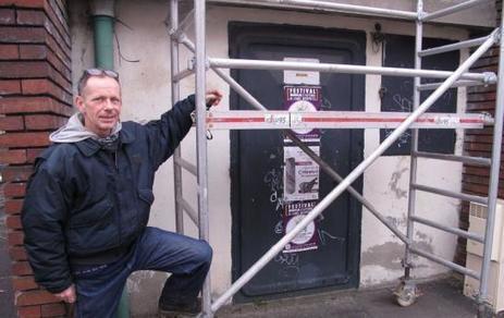 Montlignon  : le ravalement des postes électriques passe par l'insertion | 500 entreprises en mouvement | Scoop.it