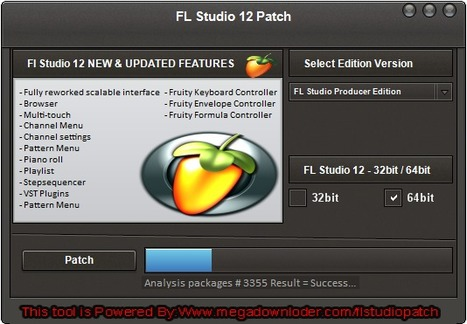fl studio 12 crack keygen serial patch