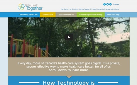 Digital Health | Better Health Together | Beaux sites WordPress | Scoop.it