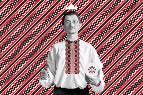 Slavonicfolk art in graphic design | #Design | Scoop.it