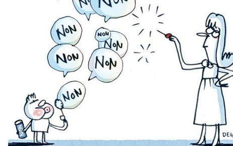 Psycho : il dit tout le temps « naaaan » ! | Papillonant... | Scoop.it