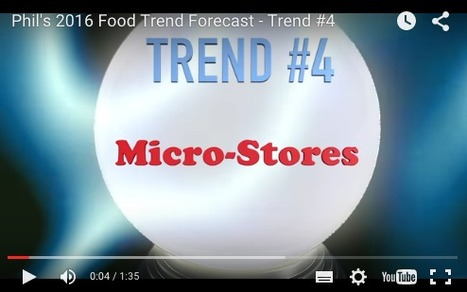 SupermarketGuru - Phil's 2016 Food Trend Forecast - Trend #4 | Charliban Worldwide | Scoop.it
