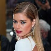 Doutzen Kroes : un maquillage glamour pour Noël | les anges de victoria secret | Scoop.it