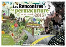 Brin de paille » Les Rencontres de la Permaculture 2013 | PAYSAGE DEMAIN | Scoop.it