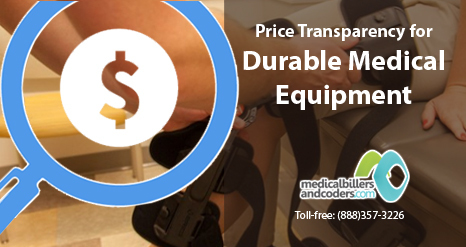 Price Transparency for Durable Medical Equipment | Medical Billing Services | Scoop.it