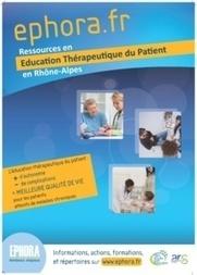 Programmes d'éducation thérapeutique en Rhône-Alpes   Maladies chroniques et Education Thérapeutique   Scoop.it