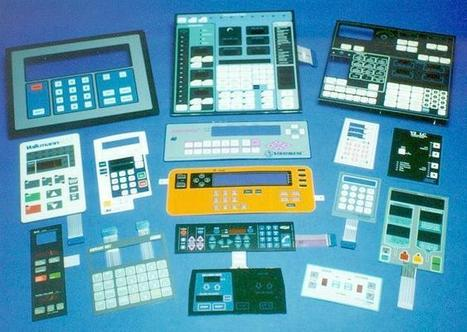 Most Advanced Membrane Keypad for Industrial Uses | KeeGroup USA | Scoop.it