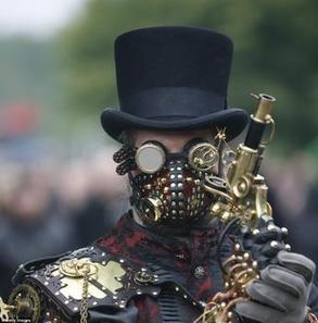 What do you like better Steampunk, Victorian or Cyber Goth? | Steampunk - The Alternate Past | Scoop.it