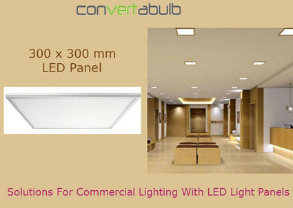 Consider to Use LED Light Panels For Offices   Convertabulb   Scoop.it