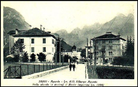 I love the old postcards of my most 'loved ones! | Dolomiti di ieri e di oggi | Scoop.it