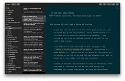 Editing text and markdown across platforms: Ulysses 2 and Ulysses iPad | IT Enquirer | Scoop.it