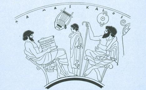 Τὰ τοῦ Στεφάνου ἑρμηνεύματα | Griego clásico | Scoop.it