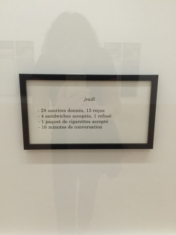 Sophie Calle, fictions de l'intime à Beaubourg | Cultur'elle | Art contemporain, photo & multimédias | Scoop.it