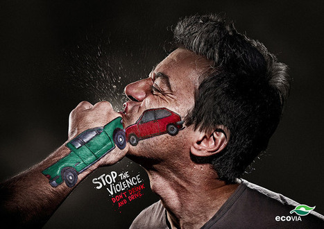 33 Powerful And Creative Print Ads That'll Make You Look Twice | Small business | Scoop.it