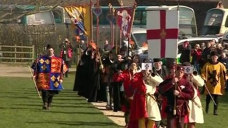Richard III remains return to city | In and About the News | Scoop.it