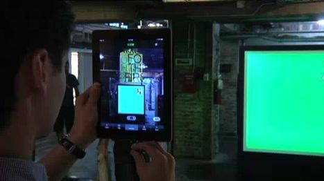 """Mobile Devices Can Be Windows To New """"Augmented Reality"""" - NY1.com   Psychology of Consumer Behaviour   Scoop.it"""