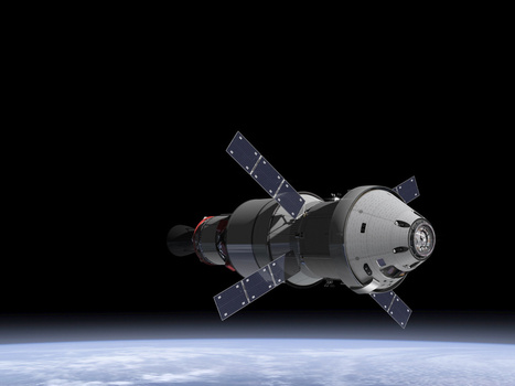 Launch of NASA's Orion deep-space capsule | Alternative-News.tk | THE  ALTERNATIVE WORLD NEWS WATCH! | Scoop.it