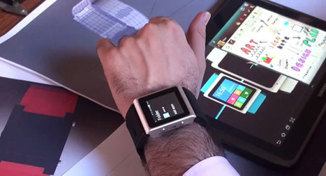 A.I smartwatch is also a standalone Android smartphone (updated) | iCurateContent: Android | Scoop.it