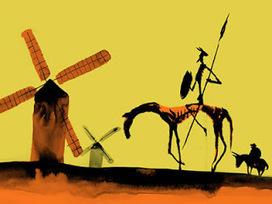 A pie de aula: Audiodiccionario de El Quijote | Lengua, Literatura y Tic | Scoop.it
