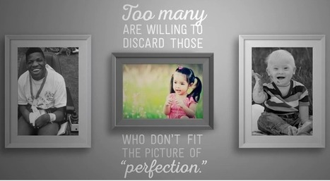 Amazing Pro-Life Video: Life is Never Picture Perfect and That's What Makes Life Beautiful | Life Vigil | Scoop.it