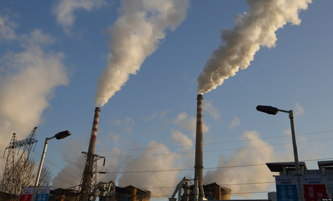 Energy-Related CO2 Emissions Rose To Record High In 2012 | climate change | Scoop.it