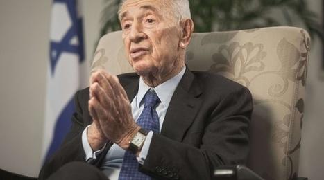 Snapchat: A 93 ans, Shimon Peres rejoint l'application | Le Web, ses évolutions et les NTIC vues par un avocat. | Scoop.it