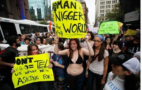 More Thoughts on SlutWalk: No Attention is Better Than Bad Attention - COLORLINES | Ethics in a Complex World | Scoop.it